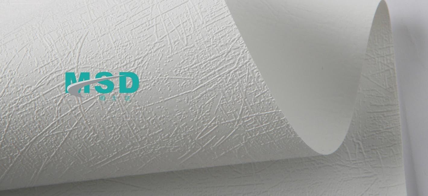 Натяжные потолки MSD от производителя в Томске и Северске. Цвета и фактуры пленки MSD, цены.