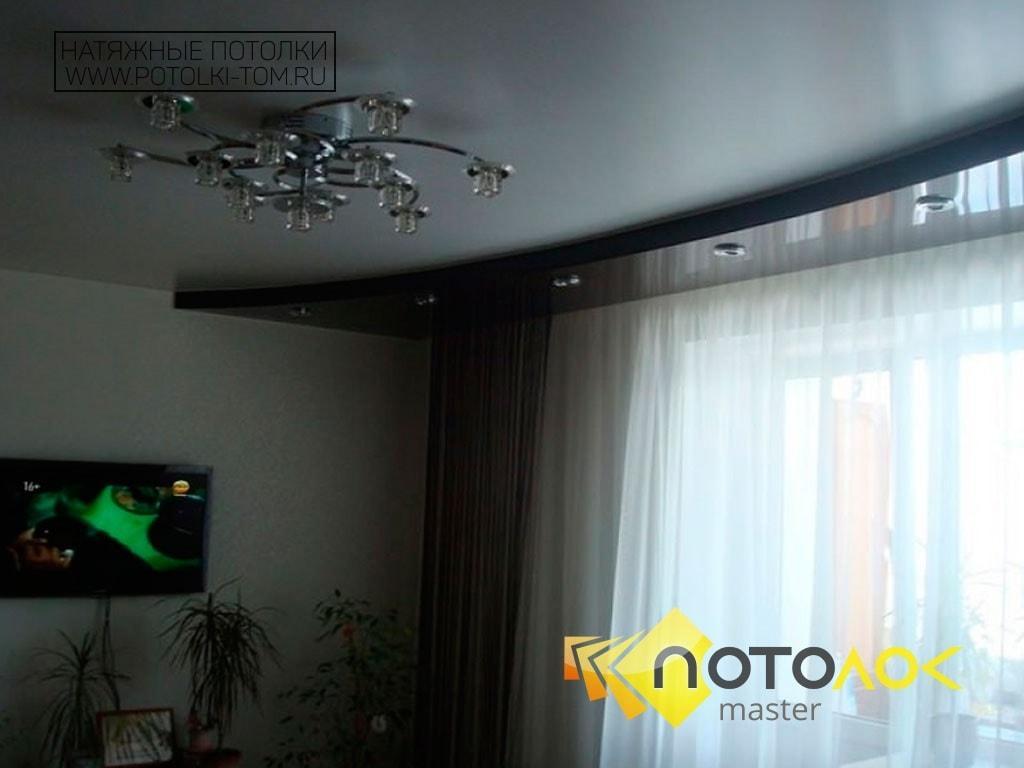 Сатиновые натяжные потолки цена в Томске и Северске. Рассчитать стоимость натяжного потолка.