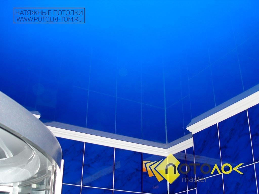 Потолок в ванной комнате стоимость в Томске и Северске. Рассчитать стоимость натяжного потолка.